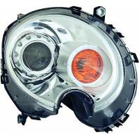 Phare principal droit MINI Cooper de 06 à >> - OEM : 63127269982