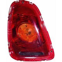 Feu arrière gauche jaune MINI Cooper de 06 à >> - OEM : 6321-2757-009