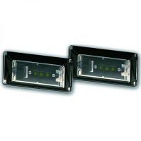 Feu éclaireur de plaque Version LED MINI Cooper de 06 à 10