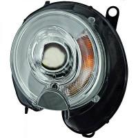 Set de deux phares principaux H7 avec correcteur MINI Cooper de 06 à 10