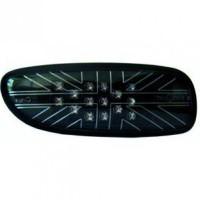 Feu antibrouillard arrière noir limpide MINI Cooper de 06 à 10