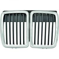 Grille de calandre BMW Série 3 (E30) de 82 à 94 - OEM : 51131884350