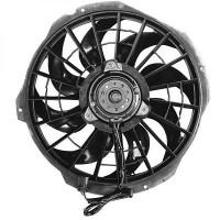 Ventilateur condenseur de climatisation jusqu'à : 97 BMW Série 3 (E36) de 90 à 96 - OEM : 64548351577