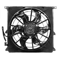 Ventilateur condenseur de climatisation avec climatisation après 97 BMW Série 3 (E36) de 07 à >> - OEM : 64548363741