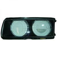 Disperseur simple pour phare gauche BMW Série 3 (E36) de 94 à 99 - OEM : 6312-8363-507