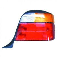 Feu arrière droit jaune BMW Série 3 (E36) de 95 à >> - OEM : 63218371942