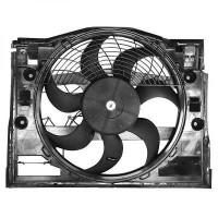 Ventilateur refroidissement du moteur modèle avec clim BMW Série 3 (E46) de 00 à 06 - OEM : 8373957