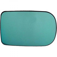 Miroir (asphérique) de rétroviseur coté droit BMW Série 3 (E46) de 98 à 07 - OEM : 5116-8247-132