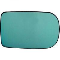 Miroir (asphérique) de rétroviseur coté gauche BMW Série 3 (E46) de 99 à 06 - OEM : 5116-8247-131