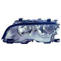 Phare principal droit BMW Série 3 (E46) de 98 à 01 - OEM : 63128380176