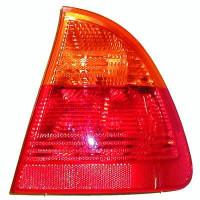 Feu arrière gauche orange BMW Série 3 (E46) de 98 à >> - OEM : 20088771