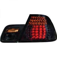 Kit de feux arrières version LED noir BMW Série 3 (E46) de 98 à 1