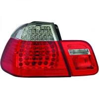 Kit de feux arrières version LED 4 pièces BMW Série 3 (E46) de 98 à 01