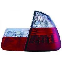 Kit de feux arrières version LED 4 pièces BMW Série 3 (E46) de 98 à 5
