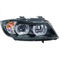 Set de deux phares principaux Lampe à décharge BMW Série 3 (E90, E91) de 05 à 08