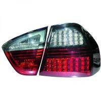 Kit de feux arrières version LED 4 pièces BMW Série 3 (E90, E91) de 05 à 08