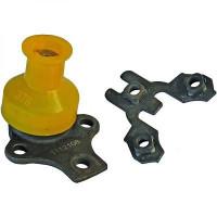 Rotule de suspension Dimension du cône [mm]: 19 Nombre d'alésages: 3 0 de 83 à 02 - OEM : 357407365S