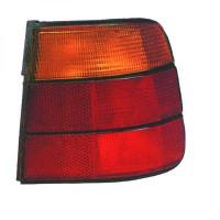 Feu arrière droit jaune BMW Série 5 (E34) de 88 à 95 - OEM : 63211384010