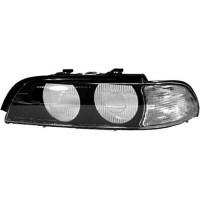 Disperseur simple pour phare gauche BMW Série 5 (E39) de 95 à 0 - OEM : 63318375301