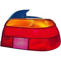 Feu arrière gauche orange BMW Série 5 (E39) de 95 à 00 - OEM : 639933