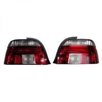 Kit de feux arrières blanc/rouge BMW Série 5 (E39) de 95 à 00