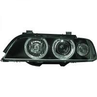 Phare principal droit H7/H7 BMW Série 5 (E39) de 00 à 03 - OEM : LP192R