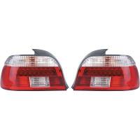 Kit de feux arrières blanc LED BMW Série 5 (E39) de 95 à 00