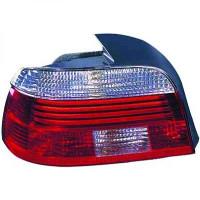 Feu arrière gauche blanc/rouge BMW Série 5 (E39) de 00 à 03 - OEM : 63216900527