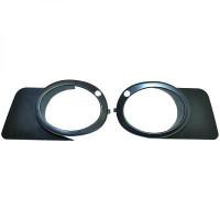 Enjoliveur, Phare antibrouillard gauche / droit BMW Série 5 (E39) de 95 à 3 - OEM : 51117891421