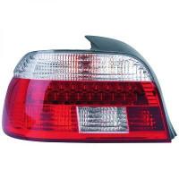 Kit de feux arrières blanc LED BMW Série 5 (E39) de 00 à 03