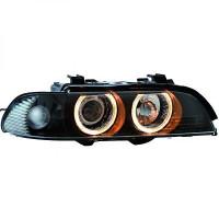 Set de deux phares principaux D2S/H7 Xénon BMW Série 5 (E39) de 95 à 00