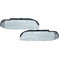 Disperseur simple pour phare version halogène gauche BMW Série 5 (E39) de 00 à 03