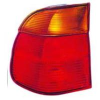 Feu arrière gauche orange BMW Série 5 (E39) de 95 à 00 - OEM : 6321-8371-327