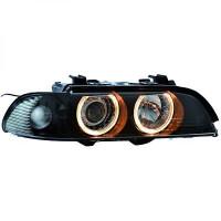 Set de deux phares principaux H7/H7 BMW Série 5 (E39) de 95 à 0