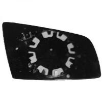 Miroir de rétroviseur coté droit sans abaissement automatique BMW Série 5 (E60, E61) de 03 à 10 - OEM : 51167065082