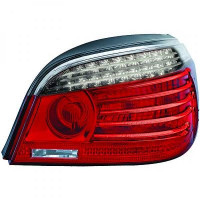 Feu arrière droit rouge BMW Série 5 (E60, E61) de 07 à 10