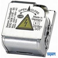 Boîte d'allumage, lampe à décharge) hella BMW Série 5 (E60, E61) de 95 à 15 - OEM : 4E0 941 471