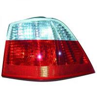 Feu arrière gauche extérieur BMW Série 5 (E60, E61) de 04 à 07 - OEM : 63217165825