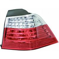 Feu arrière droit partie extérieur BMW Série 5 (E60, E61) de 07 à 09 - OEM : 63217177694