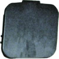 Cache crochet remorquage avant noir BMW Série 7 (E38) de 95 à 01 - OEM : 51118169536