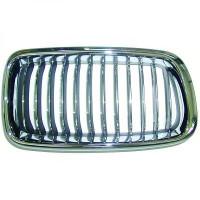 Grille de calandre droit chrome BMW Série 7 (E38) de 98 à 01 - OEM : 51138231596