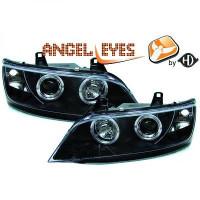 Set de deux phares principaux H1/H1 noir BMW Z3 (E36) de 96 à 02
