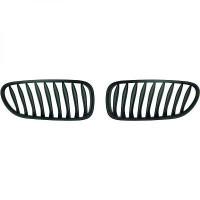 Set grilles de calandres droite et gauche noir BMW Z4 (E85) de 03 à 09