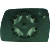 Miroir (asphérique) de rétroviseur coté gauche BMW X3 (E83) de 03 à 10 - OEM : 5116-3404-625