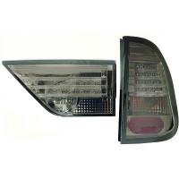 Kit de feux arrières version LED teinté BMW X3 (E83) de 03 à 06