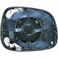 Miroir (asphérique) de rétroviseur coté gauche BMW X3 (F25) de 09 à >>