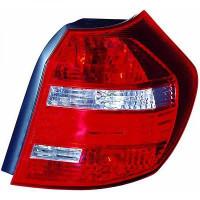 Feu arrière droit blanc/rouge BMW Série 1 (E81, E82, E88) de 07 à 11 - OEM : 63217164956