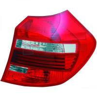 Feu arrière gauche blanc BMW Série 1 (E81, E82, E88) de 07 à 11 - OEM : 63217181297