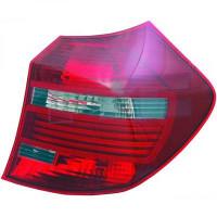 Feu arrière gauche rouge BMW Série 1 (E81, E82, E88) de 07 à 11 - OEM : 63210432623