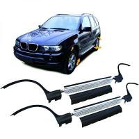 Kit d'élargisseurs et marche pieds BMW X5 (E53) de 99 à 03